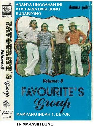 FAVOURITES GROUP VOL 8