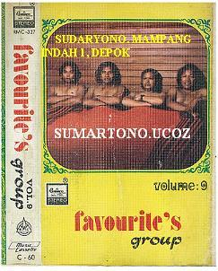 FAVOURITES GROUP VOL 9