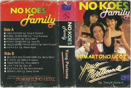NO KOES FAMILY