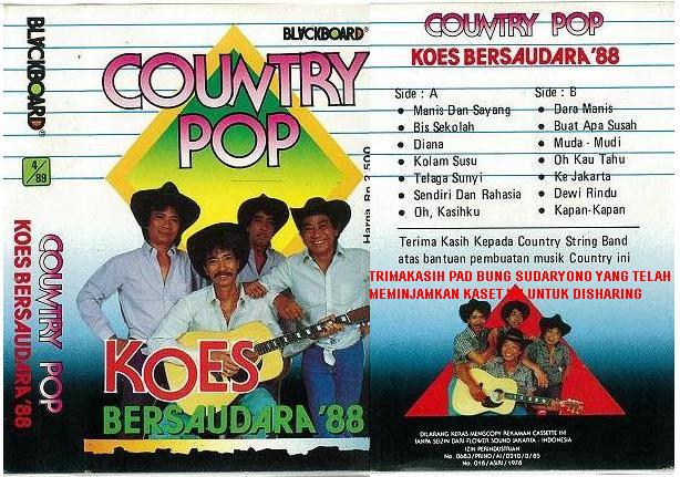 KOES BRO 88 COUNTRY POP