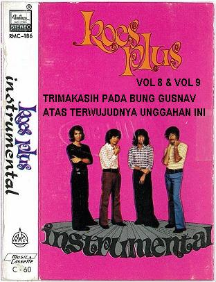 KOES PLUS VOL 8 INSTRU