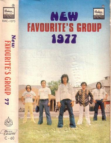 NEW FAVOURITES GROUP 77
